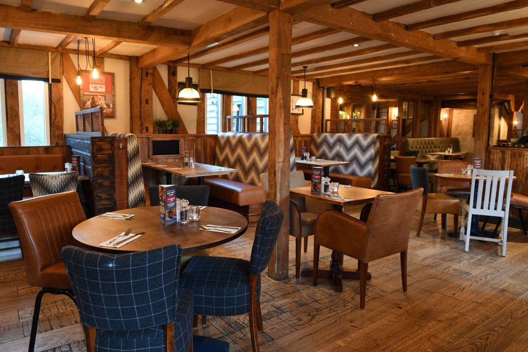 Inside the revamped Rushbrooke Arms (28835445)
