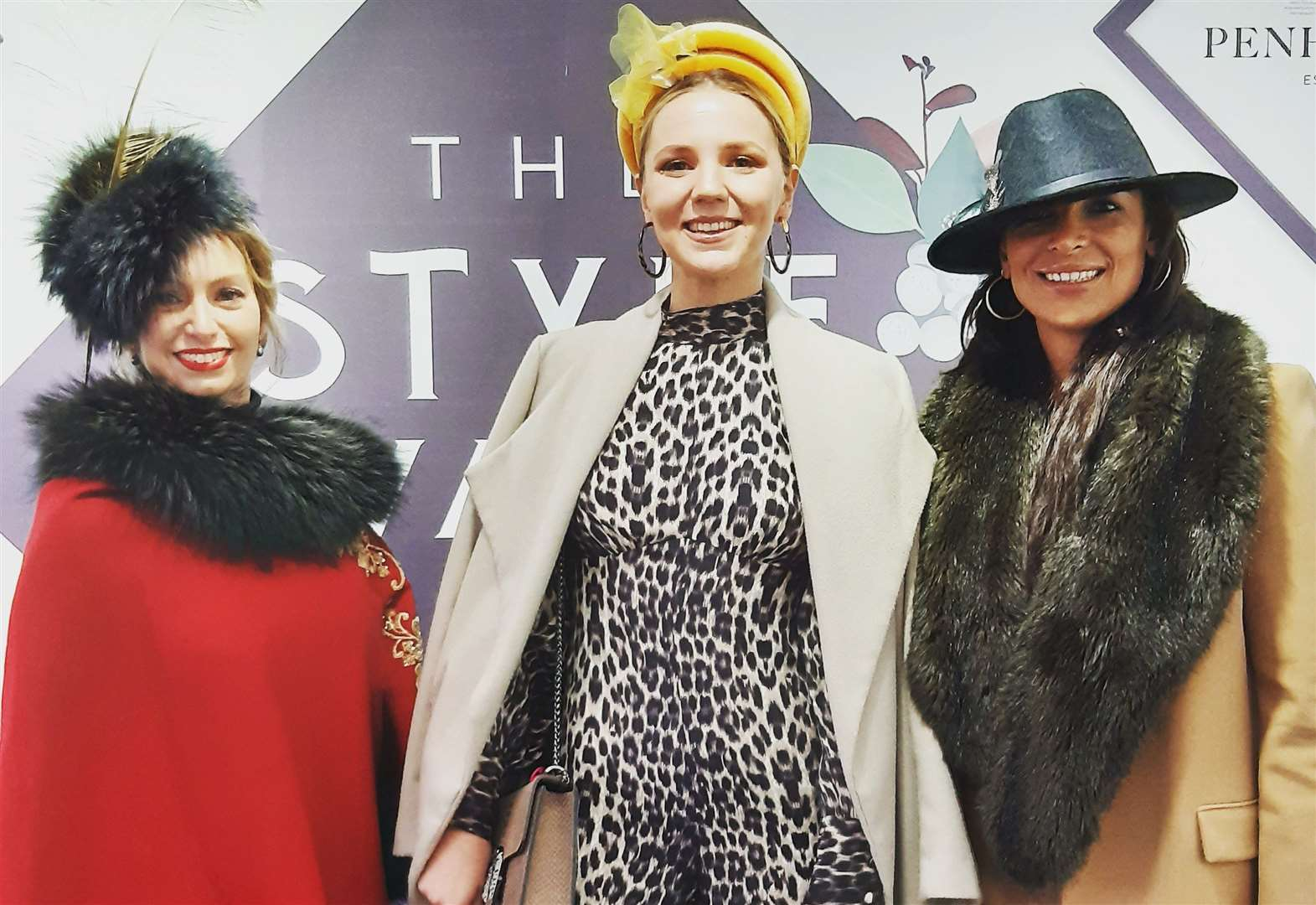 Autumn Ladies' Day: Meet the woman crowned best dressed at Newmarket