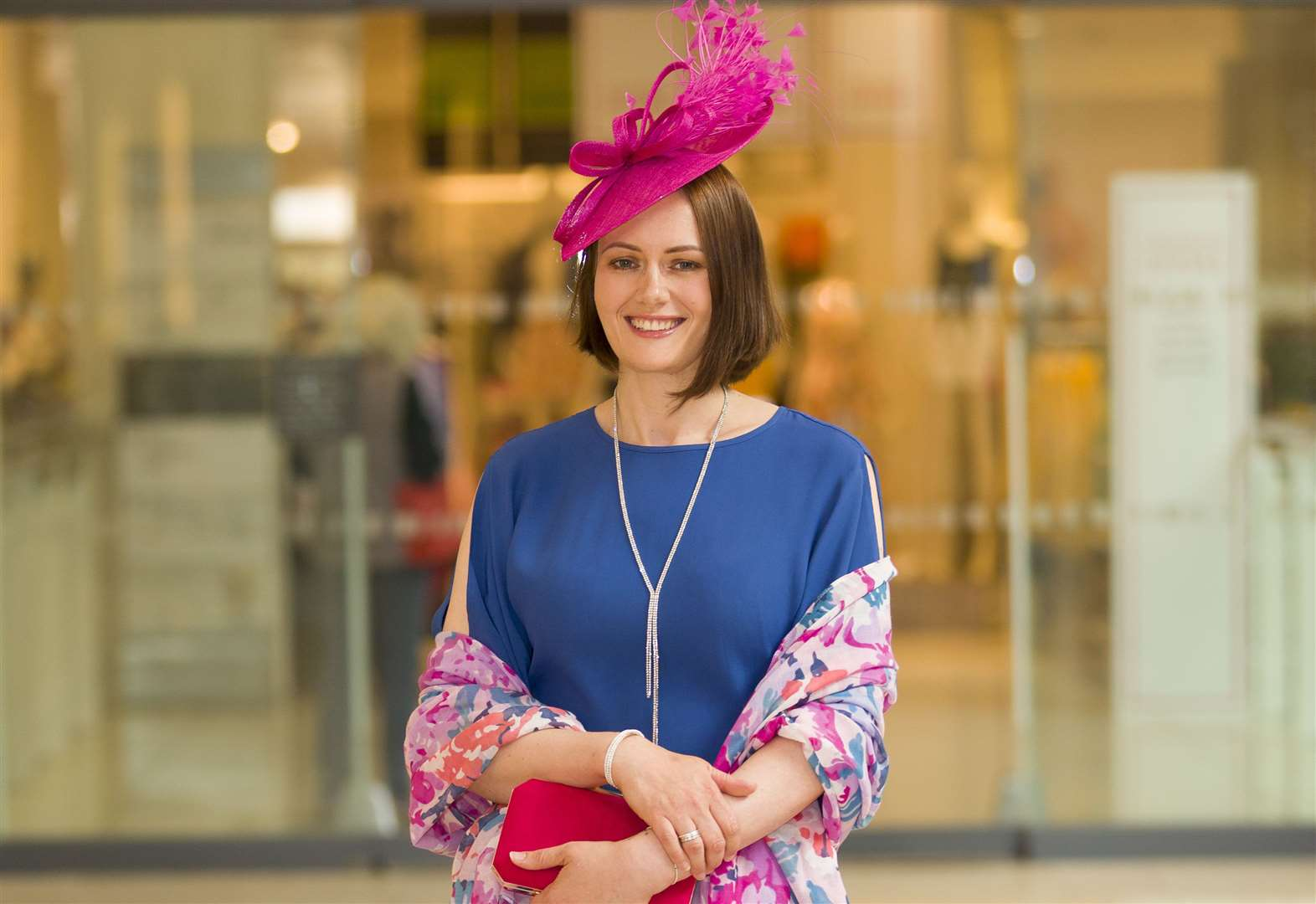 Newmarket's July Festival Best Dressed - meet the woman who has dropped 13 dress sizes