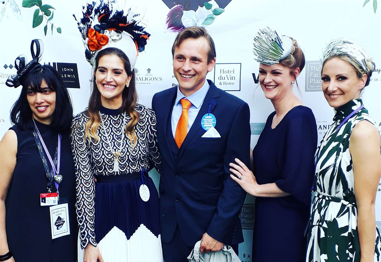July Festival Style Awards: Here are today's Best Dressed Couple at Newmarket