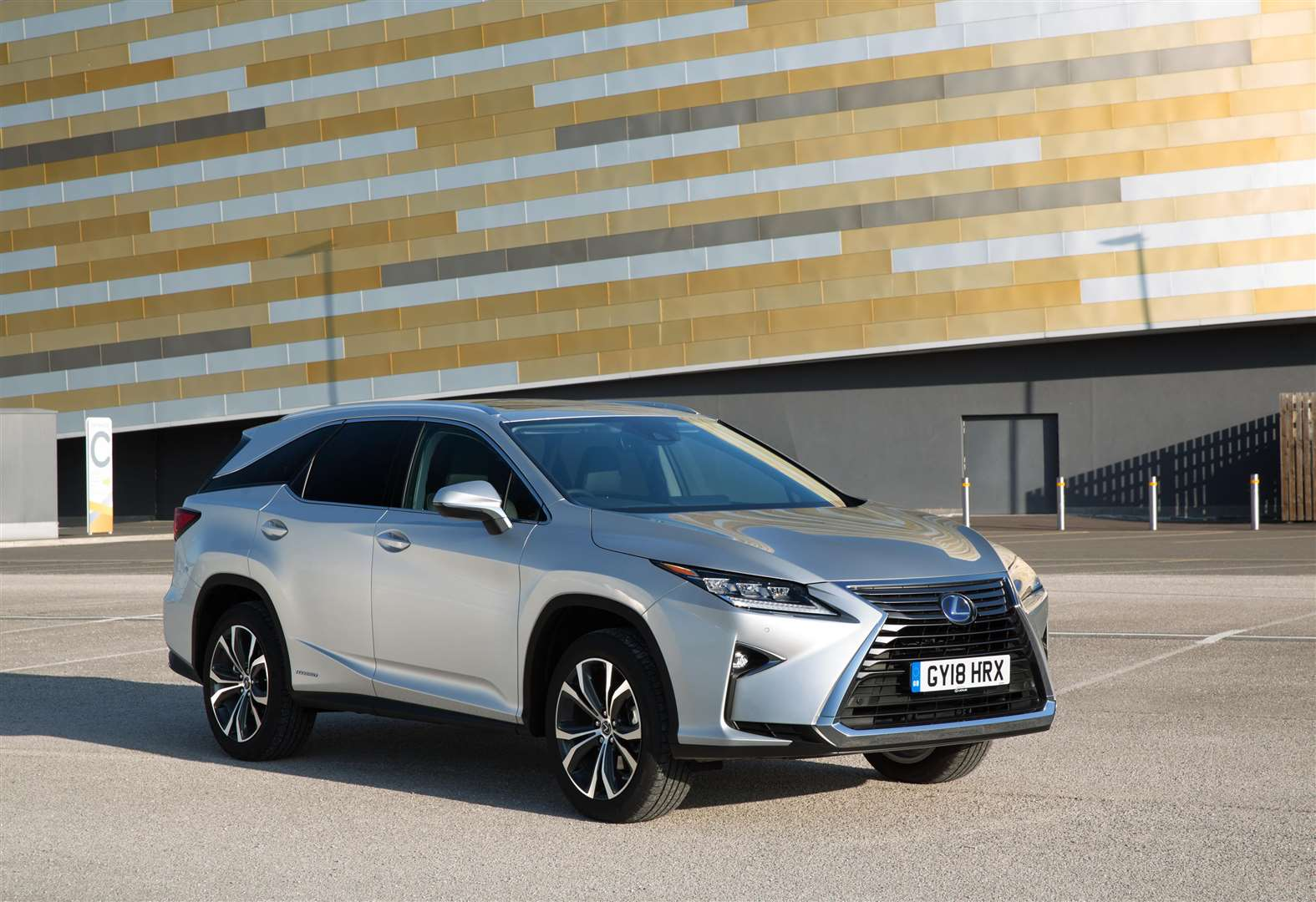 Smooth operator: meet the new Lexus RX L