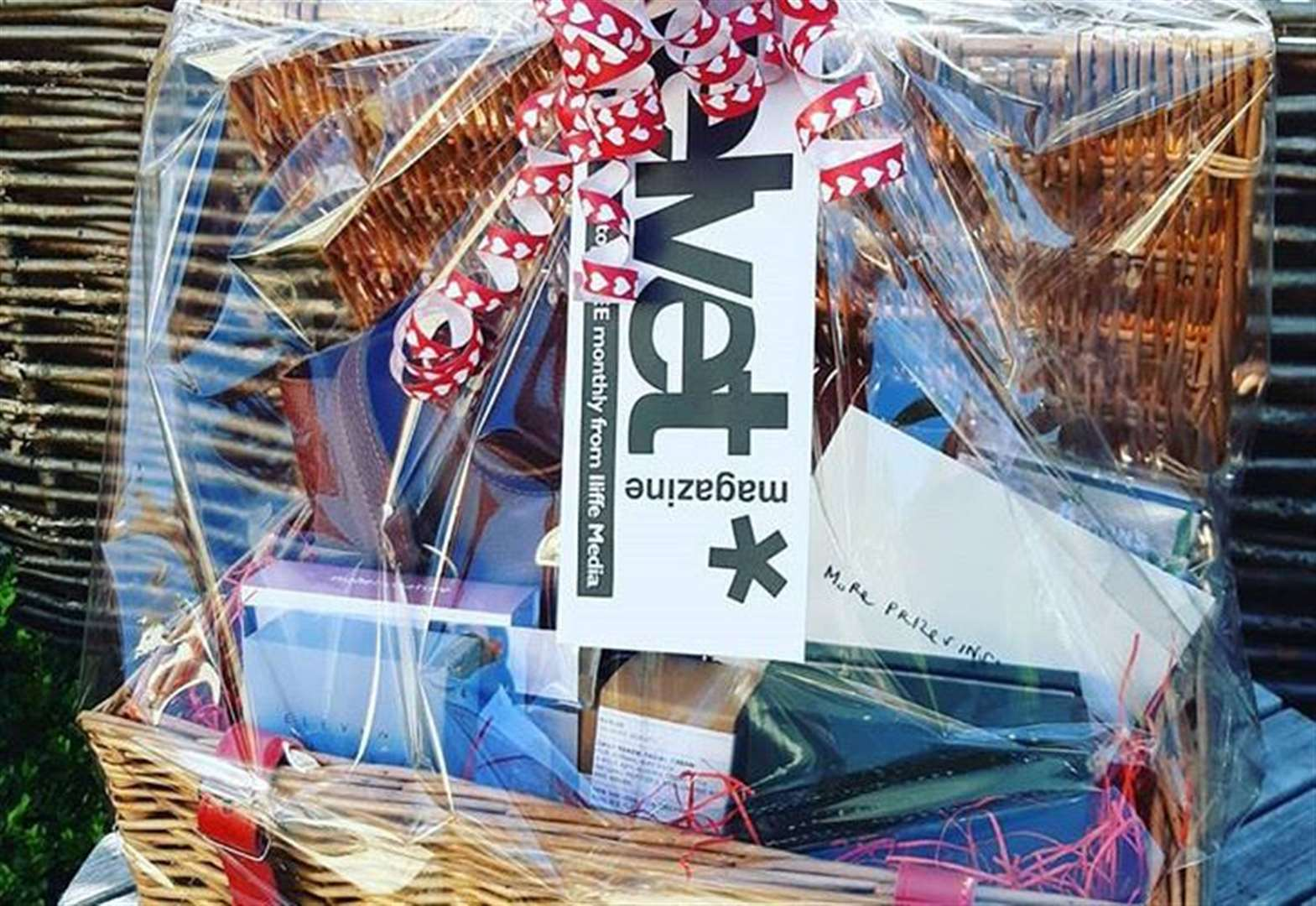 Autumn Ladies' Day: This *magical* hamper could be going home with you today