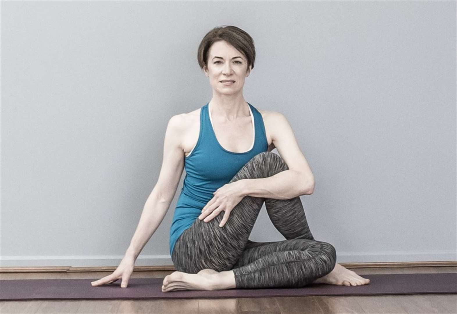 My yoga journey: 'It's helped all through my life'