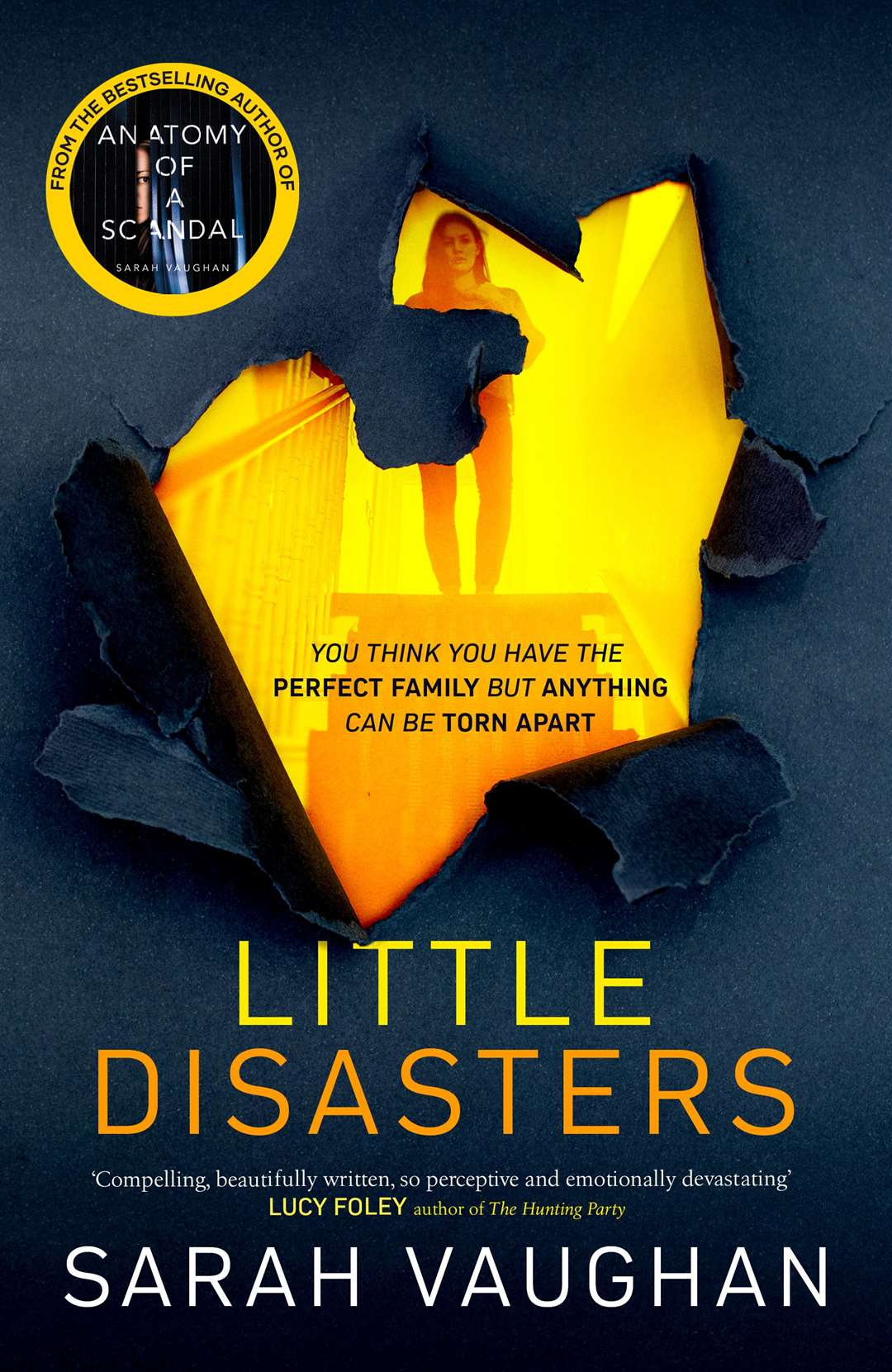 Little Disasters, Sarah Vaughan, Simon & Schuster (34078987)