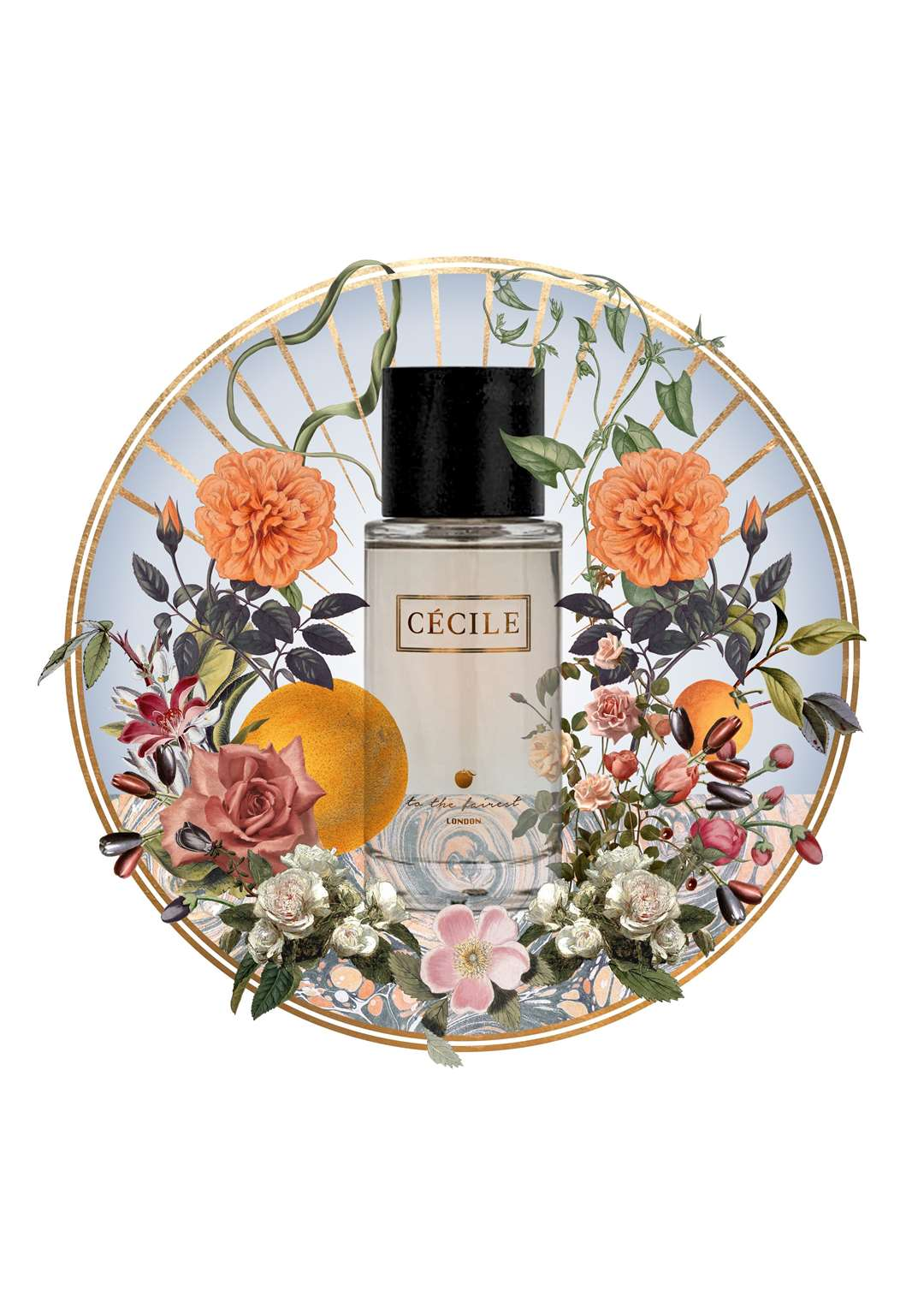 Cecile, the debut fragrance from To The Fairest (37179554)