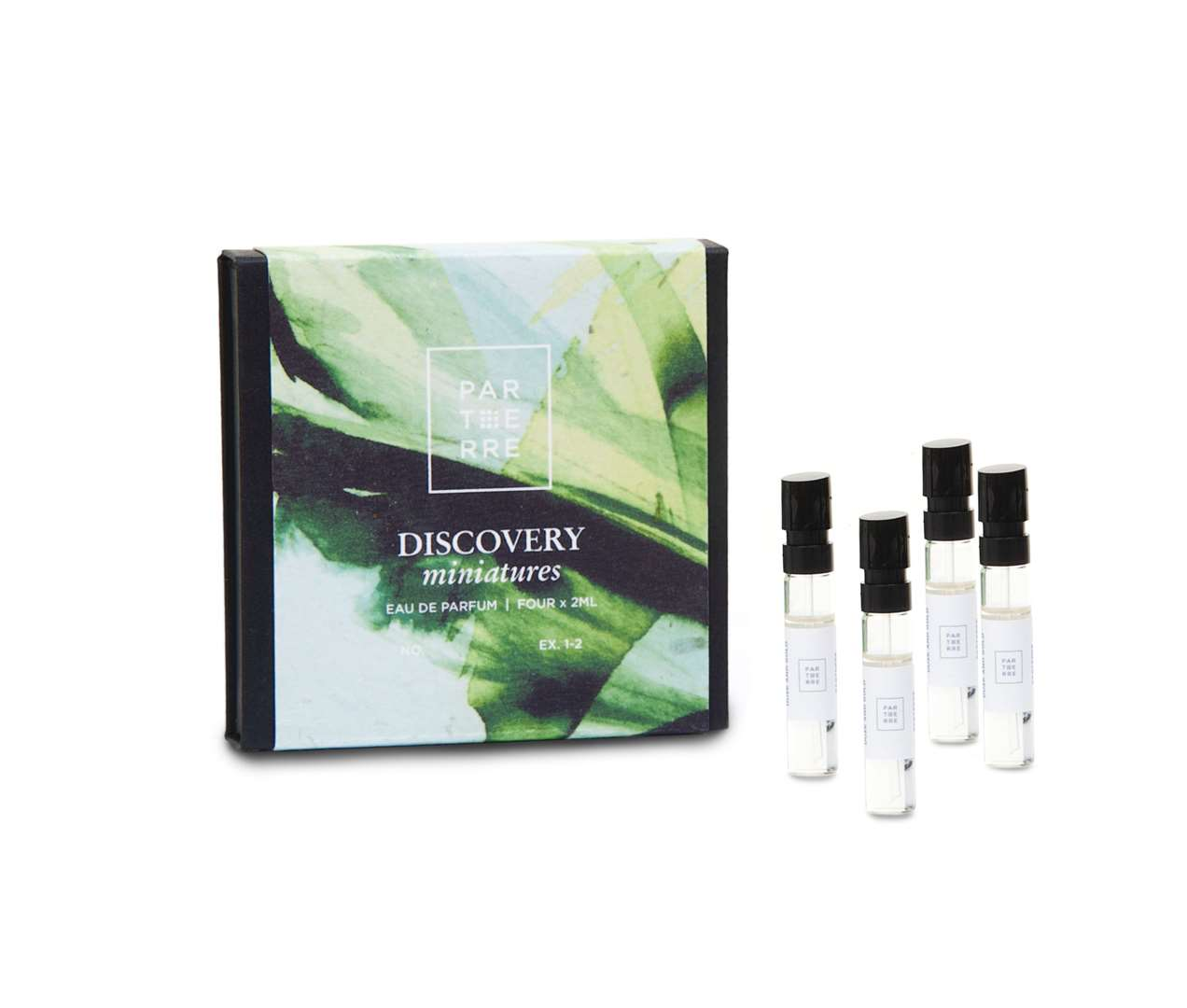 Parterre Discovery Box, £30 for four 2ml eau de parfums, perfumesociety.org (34044341)