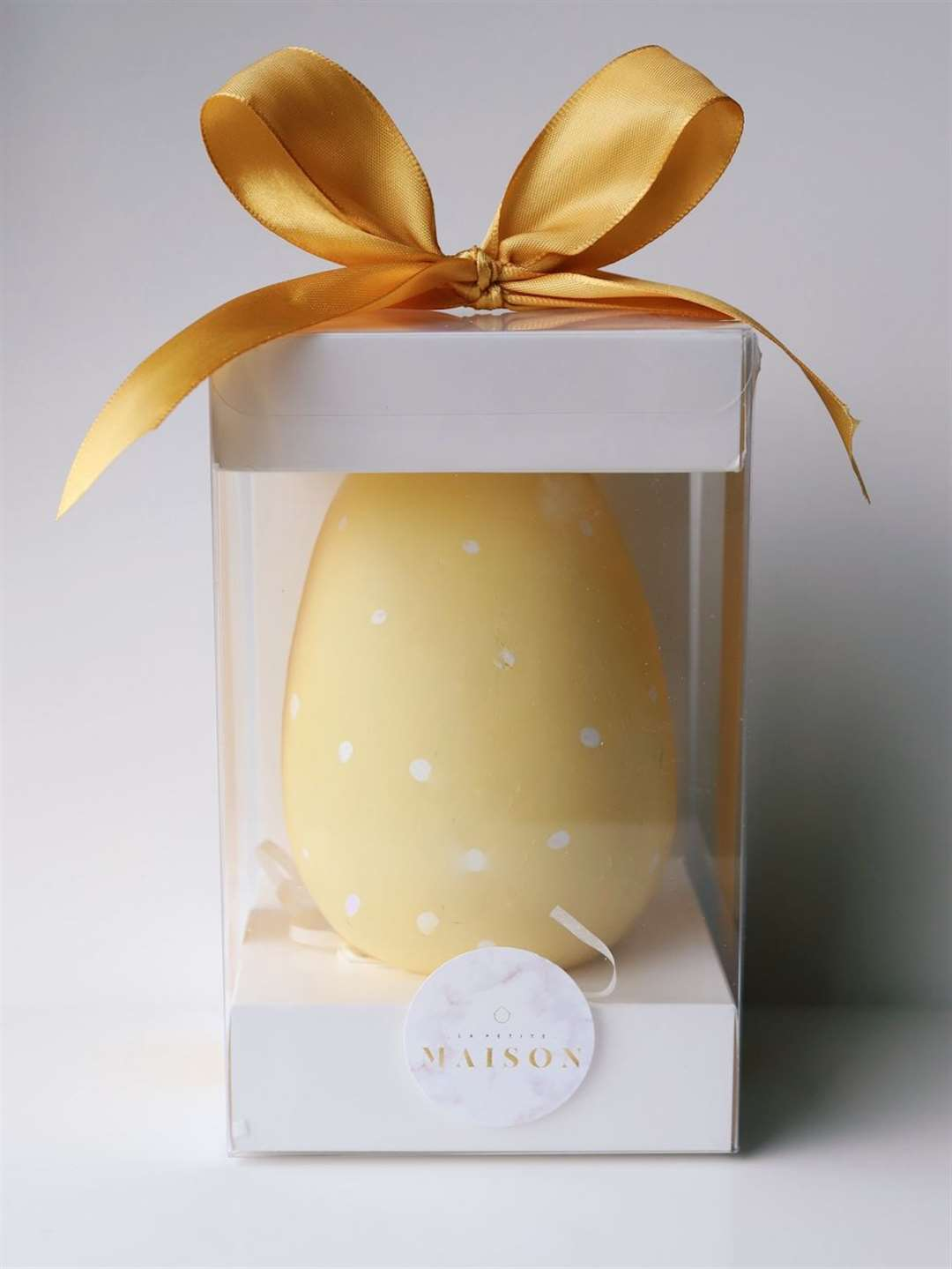 La Petite Maison White Chocolate Easter Egg (45592956)