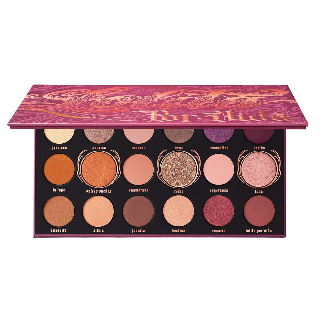Kat Von D Beauty Lolita Por Vida Palette, £45, Debenhams, The Grafton, Cambridge (26882939)