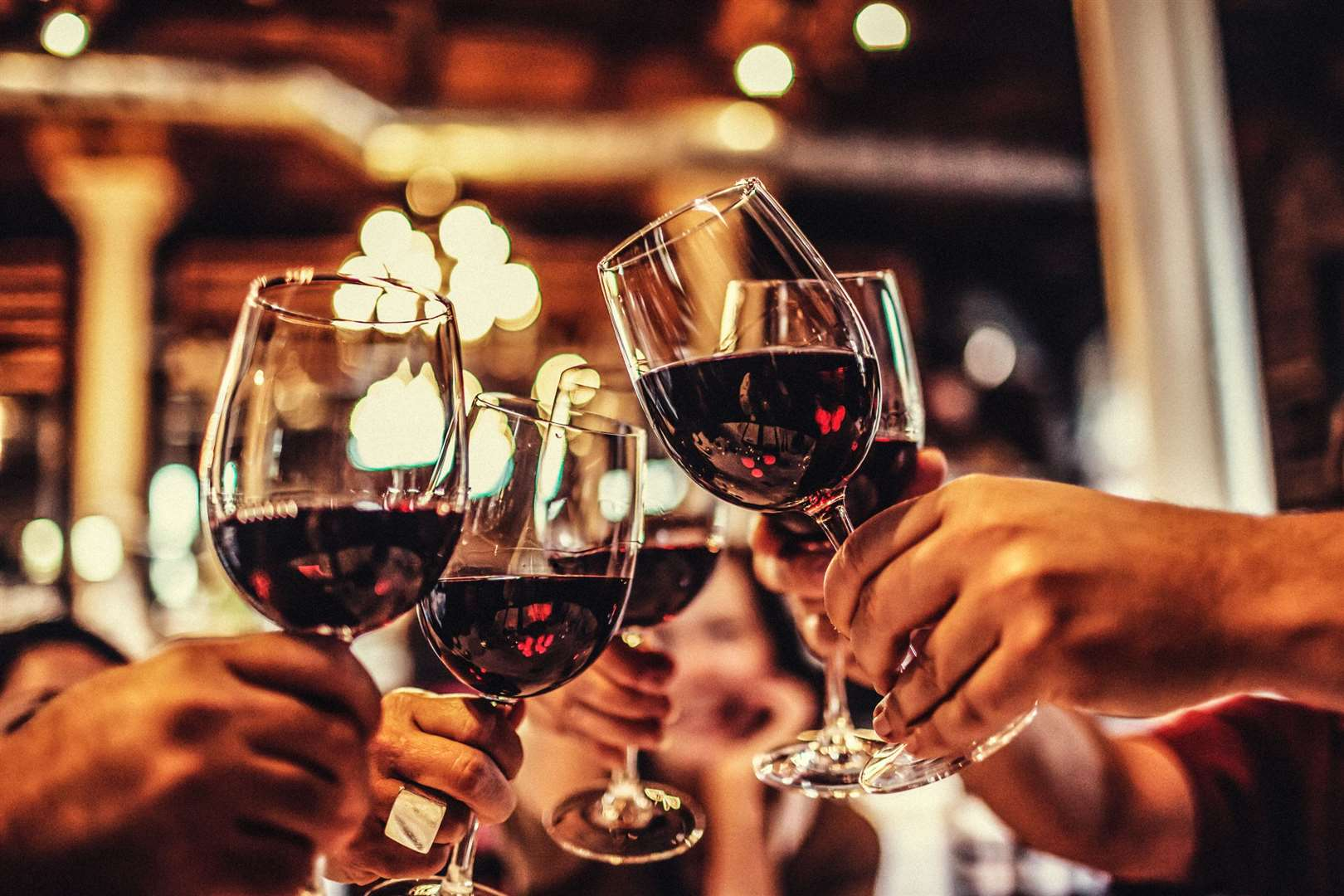 Even at a social distance, sharing a favourite bottle brings people together, writes Hal Wilson of Cambridge Wine Merchants(42537840)