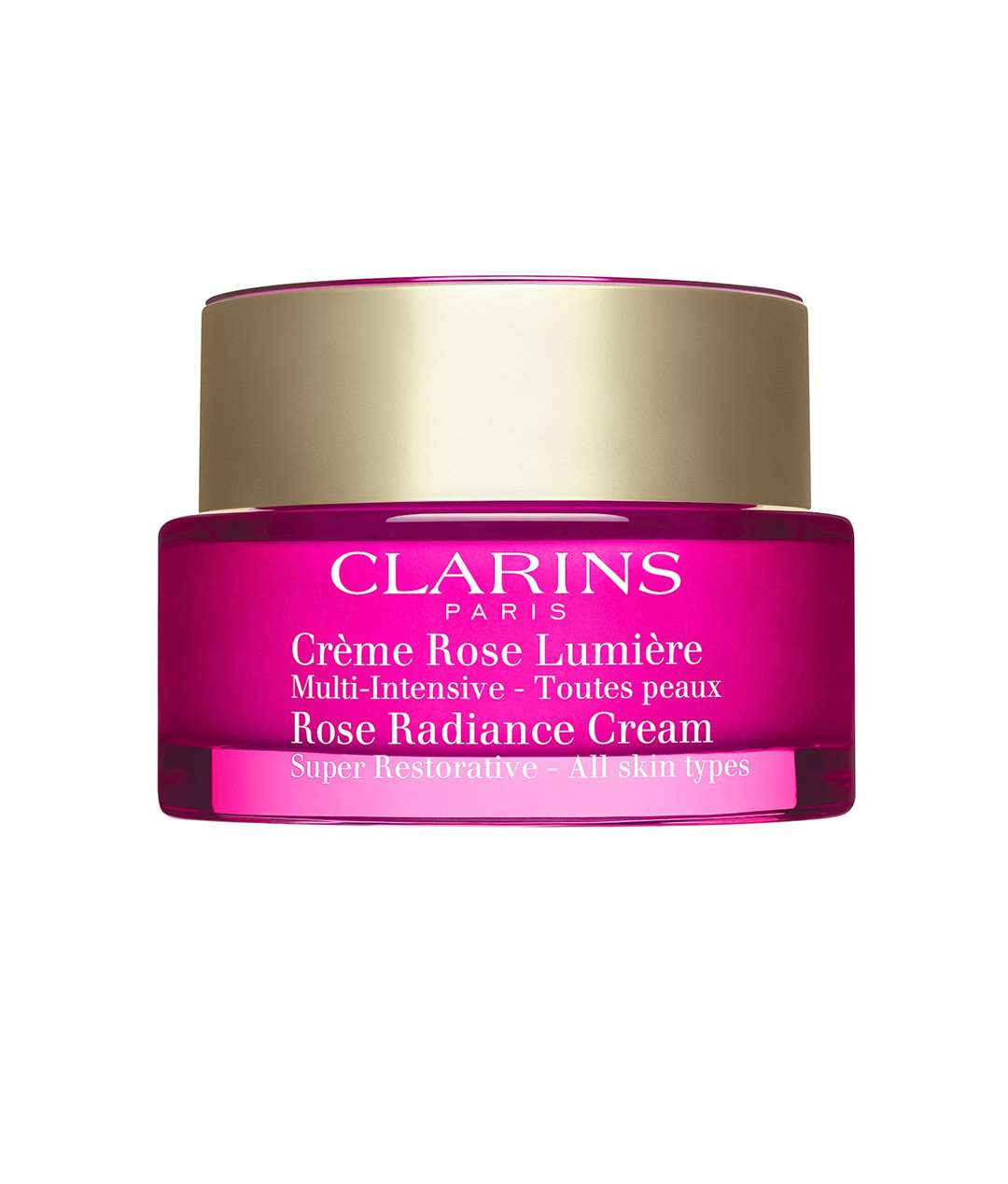 Clarins Super Restorative Rose Radiance Cream (12084983)