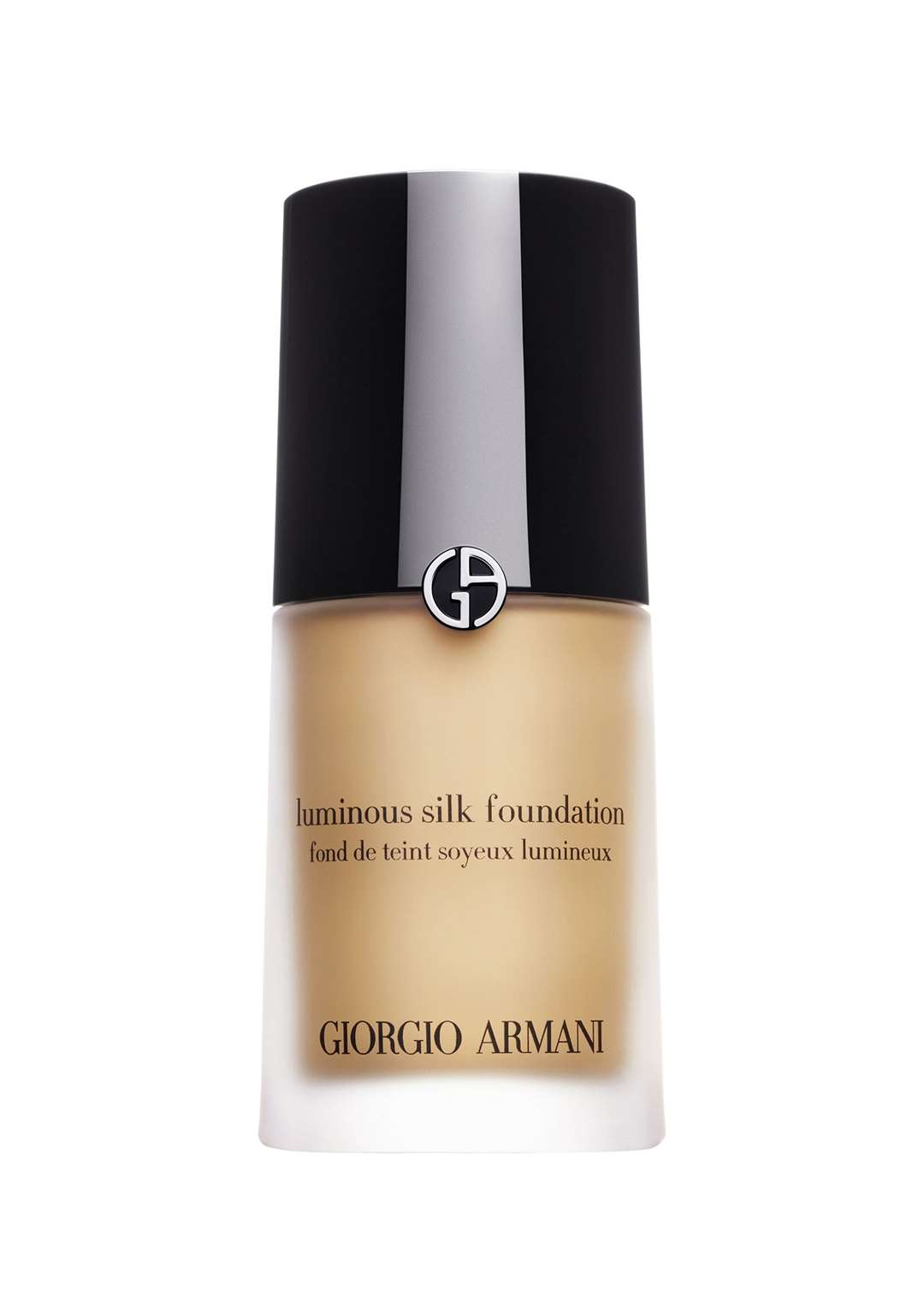 Georgio Armani Luminous Silk Foundation, £42, John Lewis & Partners, Grand Arcade, and Debenhams, The Grafton, Cambridge (26884127)